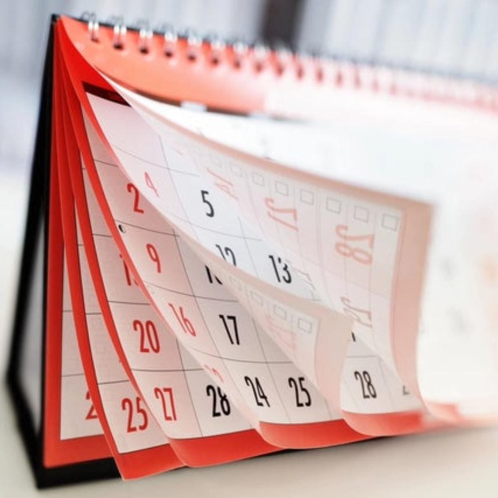Periodic events